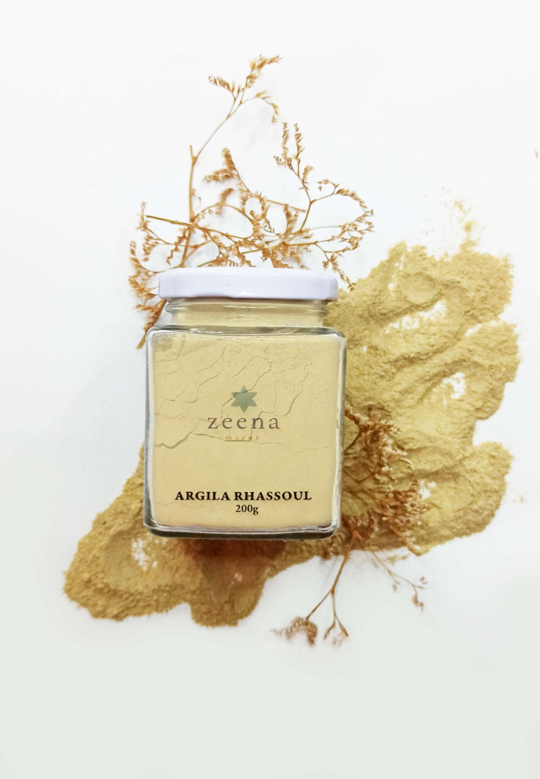 argila rahssoul zeena 200g