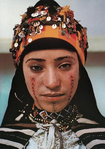 mulher berbere